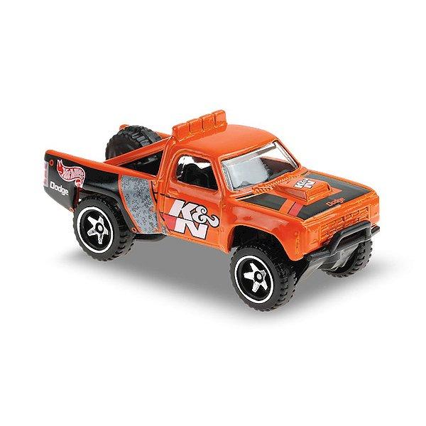 Carrinho Hot Wheels - '87 Dodge D100 - Mattel