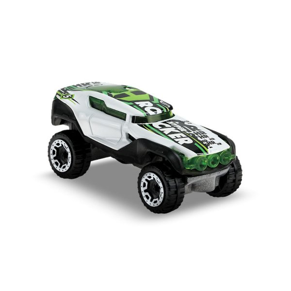 Carrinho Hot Wheels - Hyper Rocker - Mattel