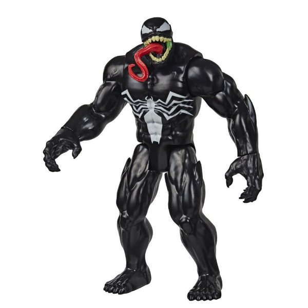 Boneco Maximum Venom Titan Hero Series - Hasbro