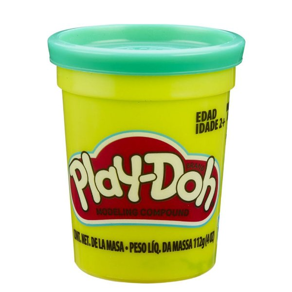 Massinha Play Doh Individual - Verde - Hasbro