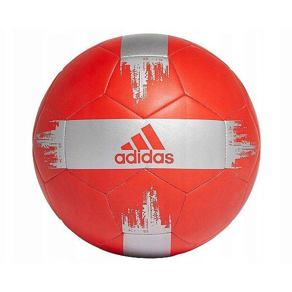 Bola EPPII - Vermelha e Prata - Adidas