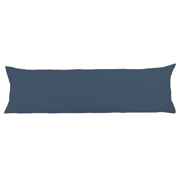 Fronha Vida Bela - Azul Taurus - Kacyumara