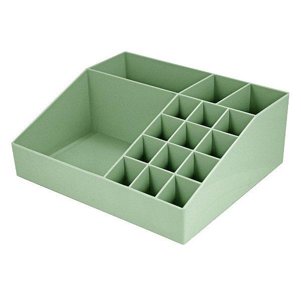 Organizador Multiuso - Verde - Jacki Design