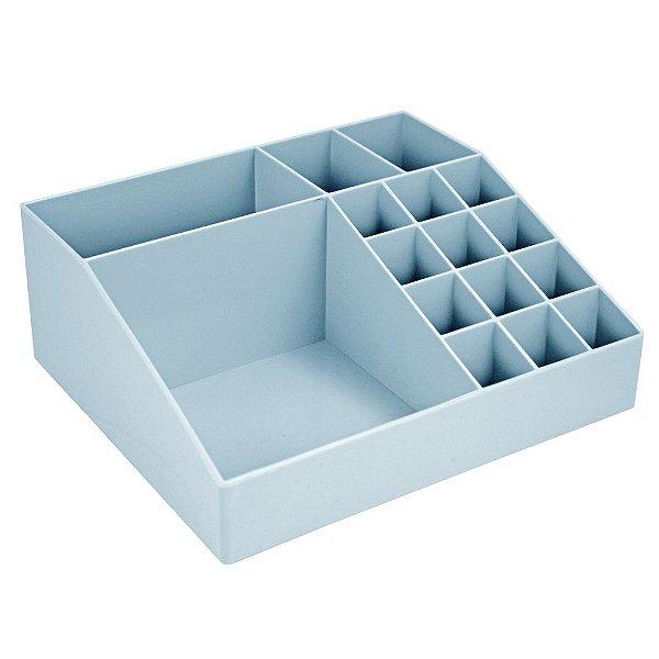 Organizador Multiuso - Azul - Jacki Design