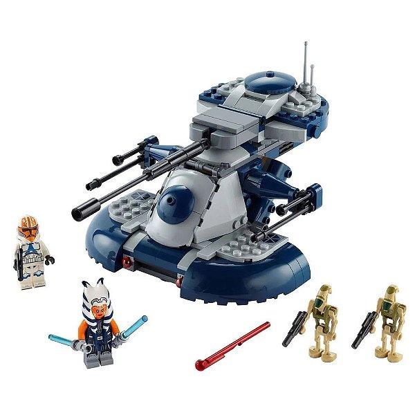 Star Wars - Tanque de Assalto Blindado - Lego