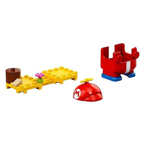 Super Mario de Hélice - Power Up - Lego