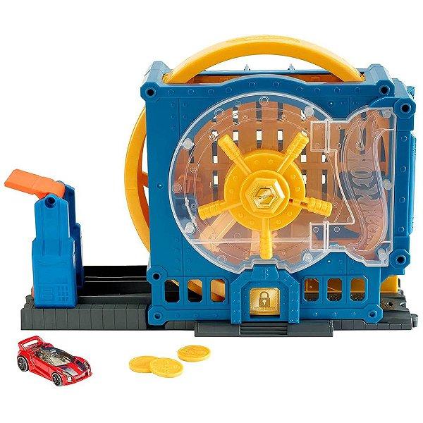Hot Wheels Fuja do Banco - Mattel