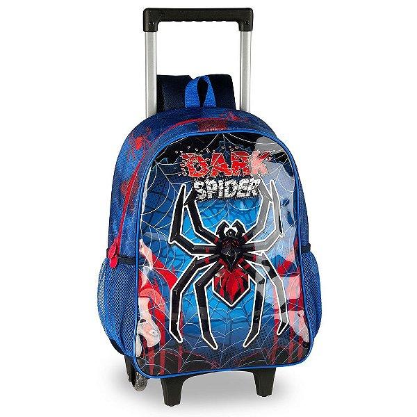 Mochila com Rodinha Dark Spider - Clio Style
