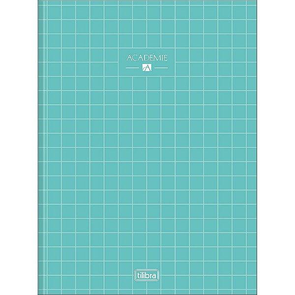 Caderno Brochura Académie - Verde Acqua - Tilibra