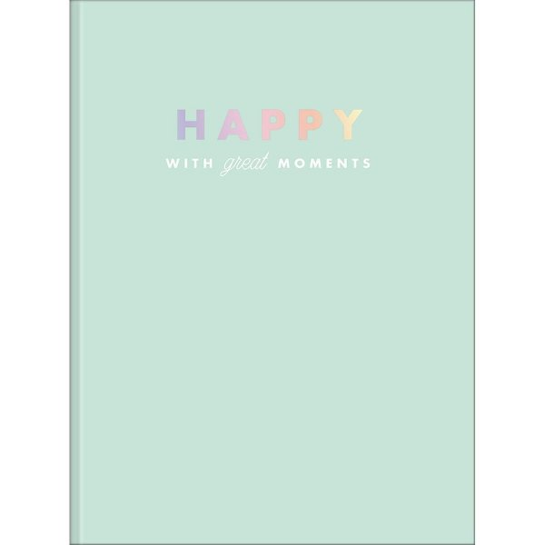 Caderno Brochura Happy - Moments - 80 Folhas - Tilibra