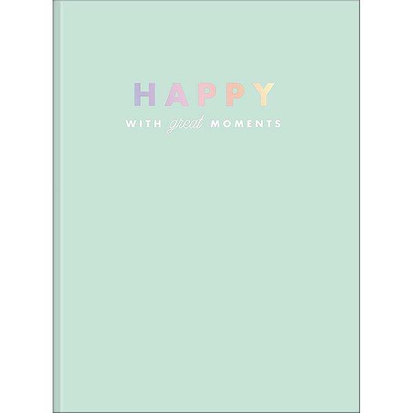 Caderno Brochura Happy - Moments - 48 Folhas - Tilibra