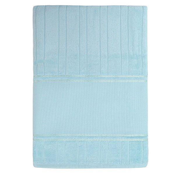 Toalha de Banho Velour Artesanalle - Azul 3792 - Döhler