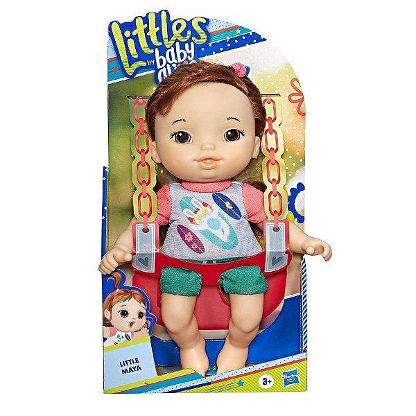 Boneca Baby Alive - Littles By Baby - Little Maya - Hasbro