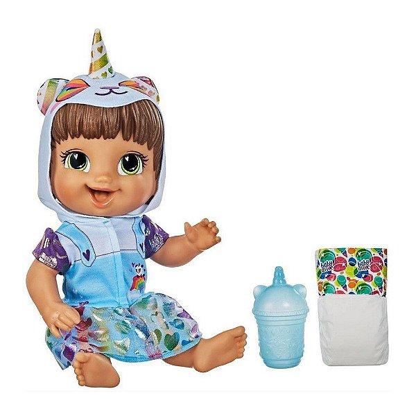 Boneca Baby Alive Minicornio - Hasbro