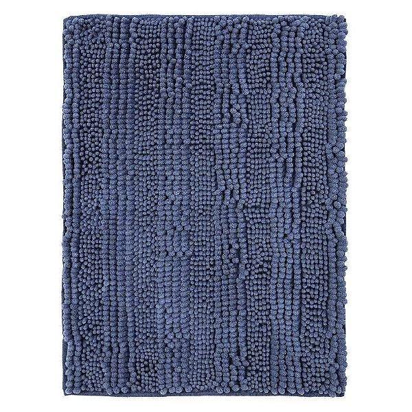 Tapete Pop 40cm x 60cm - Azul - Kacyumara