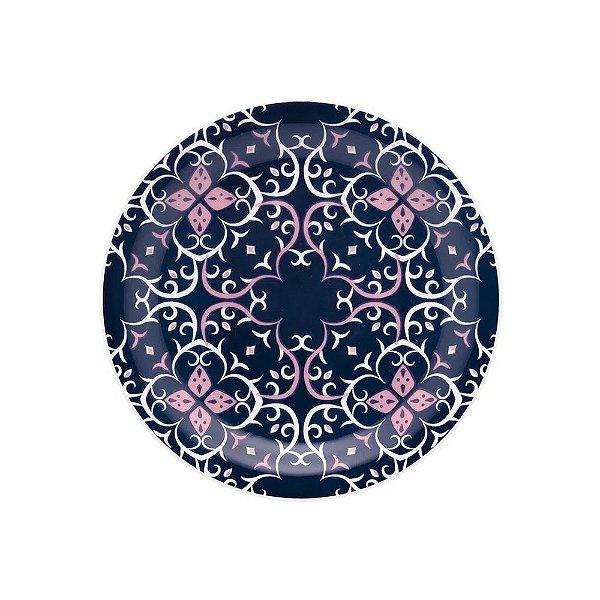 Prato Sobremesa Floreal Hana - 20cm - Oxford