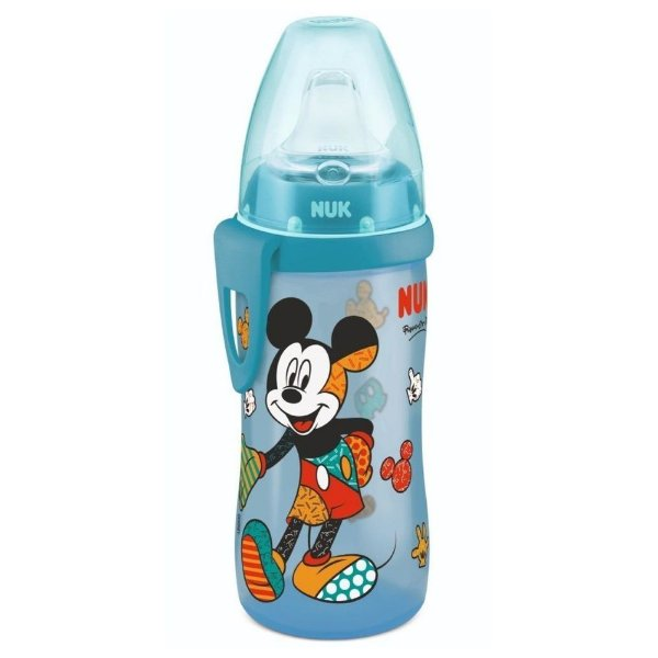 Copo Active Cup Disney Romero Britto 300ml - Mickey - Nuk