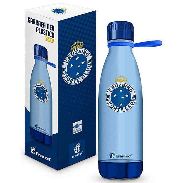 Garrafa Plástica Neo - Cruzeiro - Brasfoot