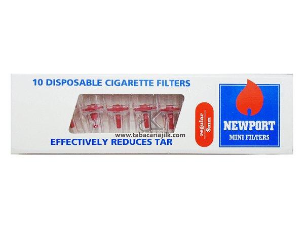 Filtro Para Cigarro Keen Newport 8mm C/10