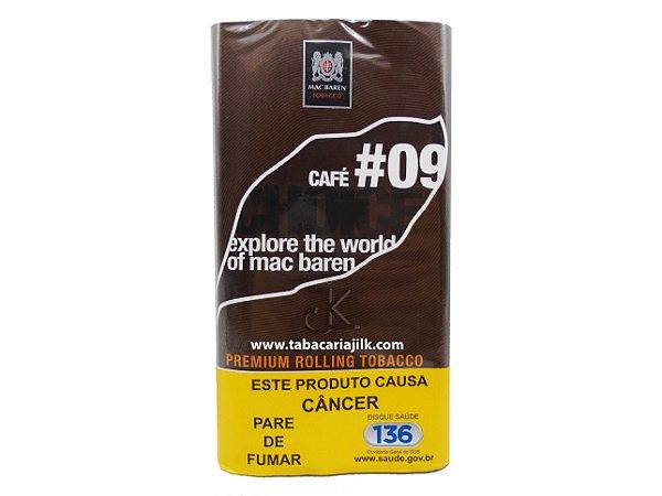 Tabaco/Fumo Para Cigarro Mac Baren 09 Café Choice 30g