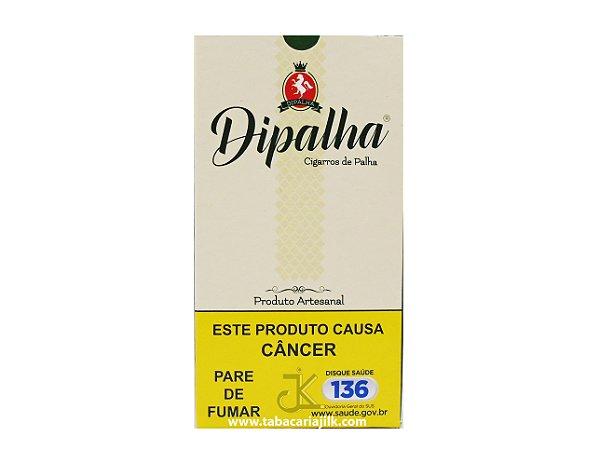 Cigarro De Palha Dipalha Tradicional Maço C/20
