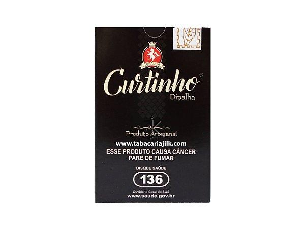 Cigarro De Palha Dipalha Curtinho Maço C/20