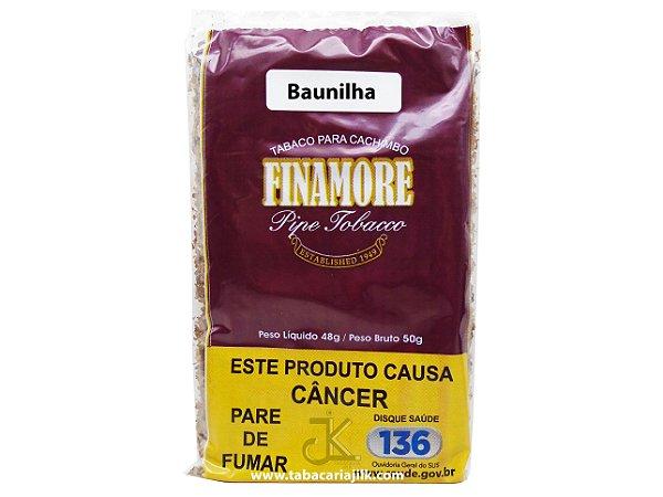 Tabaco/Fumo Para Cachimbo Finamore Baunilha 48g