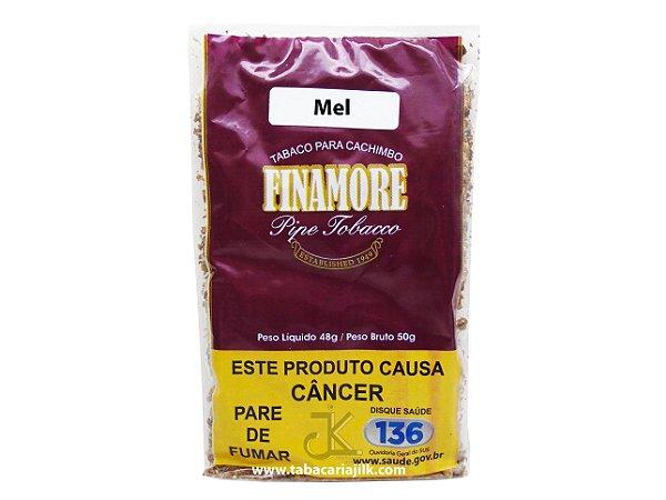 Tabaco/Fumo Para Cachimbo Finamore Mel 48g