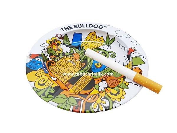 Cinzeiro Para Cigarro The Bulldog Lata Cor Sortido