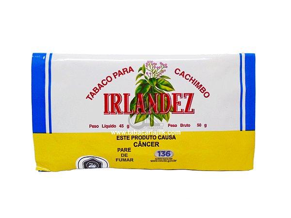 Tabaco/Fumo para cachimbo Irlandez Tradicional 45g