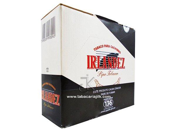 Tabaco/Fumo para cachimbo Irlandez Black Cavendish 45g caixa C/10
