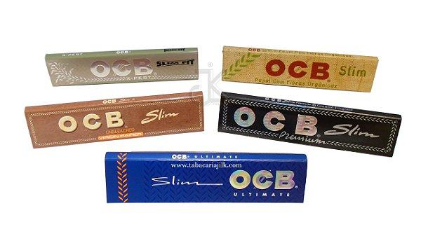Sedas OCB Slim Livreto C/32 unidade