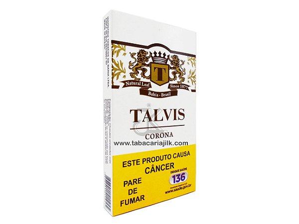Charuto Talvis Brown (Marrom) Corona C/5