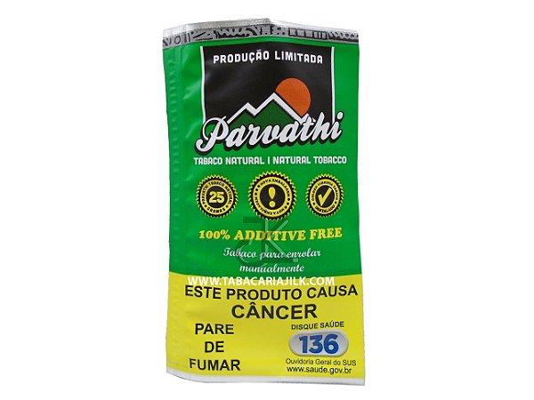 Tabaco/Fumo Para Cigarro Parvathi Natural 25g