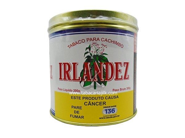 Tabaco/Fumo para cachimbo Irlandez Tradicional Lata 200g