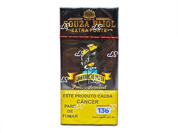Cigarro de Palha Souza Paiol Extra Forte Maço C/18