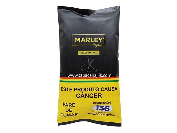 Tabaco/Fumo Para Cigarro Marley 30g com seda OCB Premium 1/4