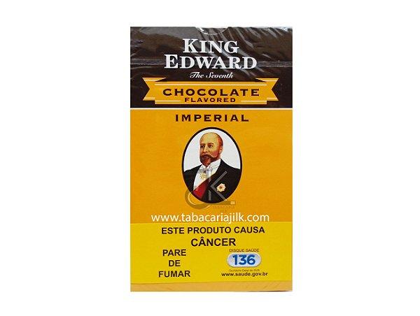 Charuto King Edward Chocolate C/5