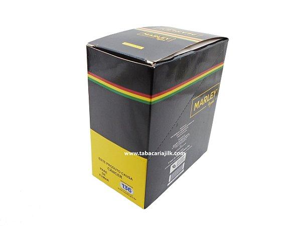 Tabaco/Fumo Para Cigarro Marley 30g com seda OCB Premium 1/4 Caixa C/5