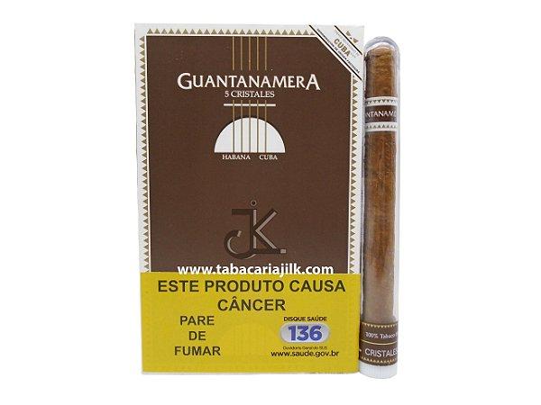 Charuto Guantanamera Cristales Petaca C/5