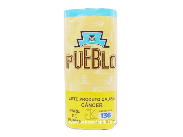 Tabaco/Fumo Para Cigarro Pueblo Classic 30g