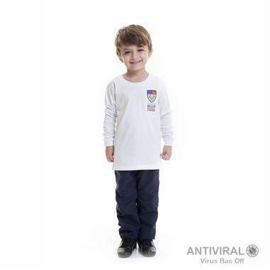 CAMISETA ANTIVIRAL UNISSEX MANGA LONGA CSL