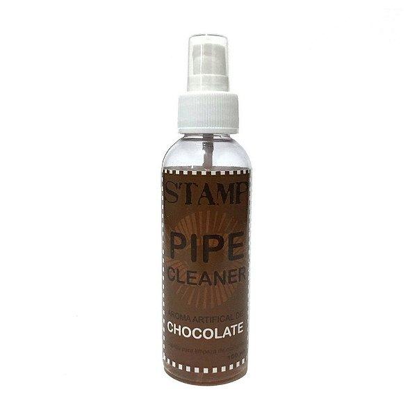 Limpador de Cachimbos Líquido Stamp Chocolate - 100ml