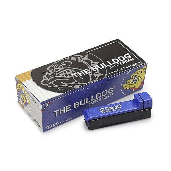 Kit Tubo de Papel e Máquina The Bulldog