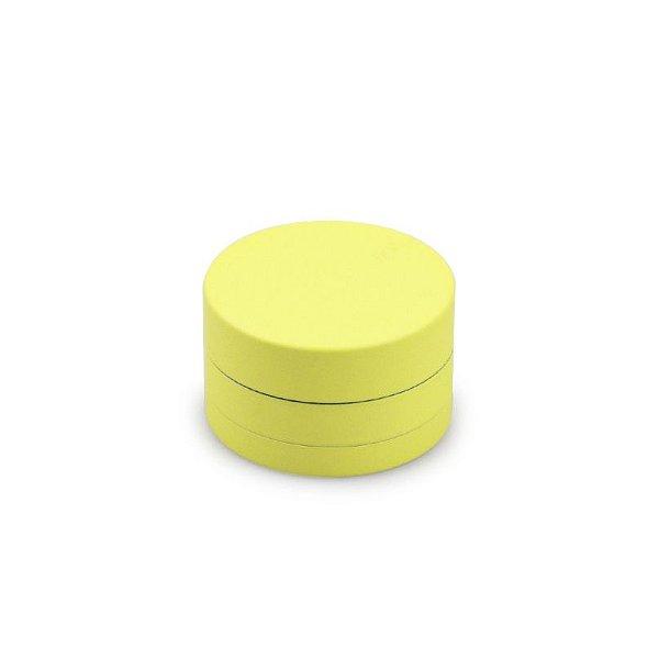 Dichavador de Metal Pequeno Neon - Amarelo