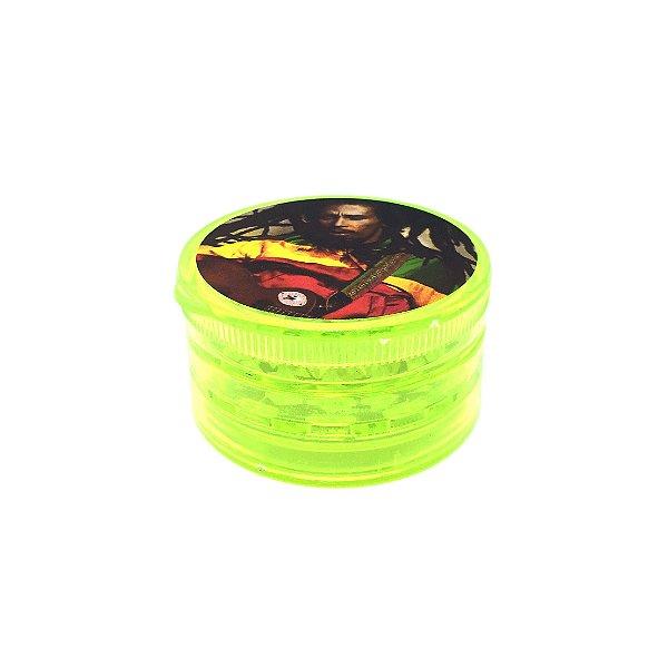 Dichavador De Plástico - Marley Verde 01