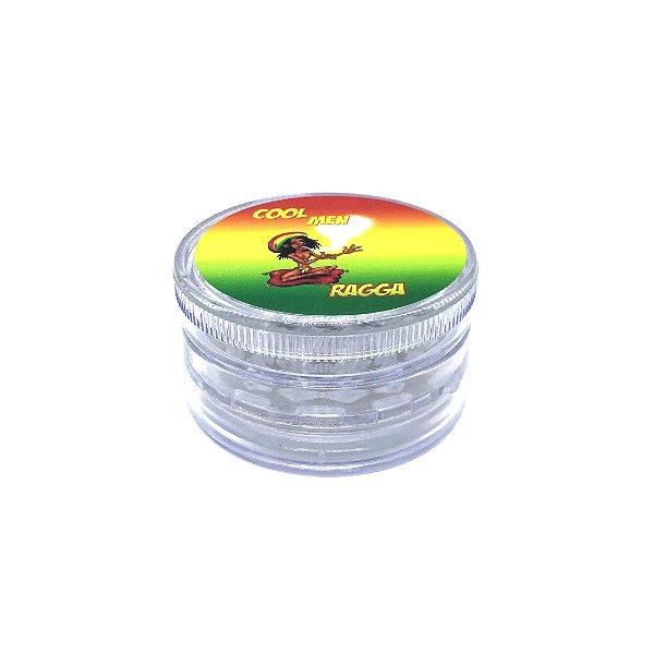 Dichavador De Plástico - Ragga Transparente 01
