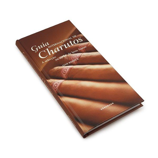 Livro Guia Internacional de Charutos - A Selecção na Arte de Bem Fumar