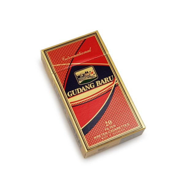 Cigarro Gudang Baru International Cravo - Mç (20)