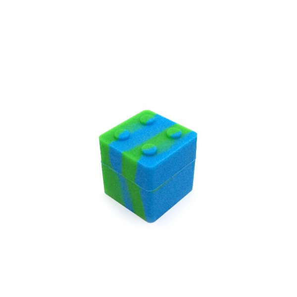 Potinho de Silicone Lego Breeze Only - Verde Mesclado